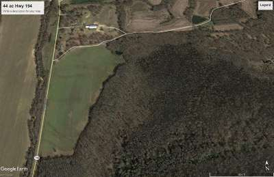 Rossville Residential Lots & Land For Sale: 44 HWY 194