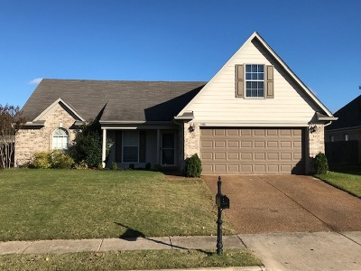 Arlington Single Family Home Contingent: 5480 Belle Ridge
