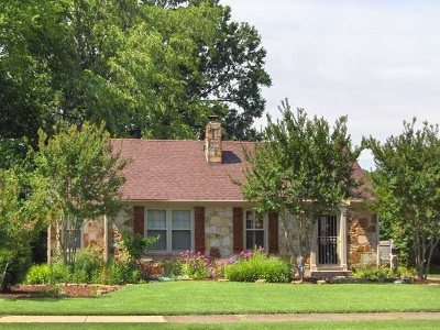 High Point Terrace Single Family Home For Sale: 3640 Shirlwood