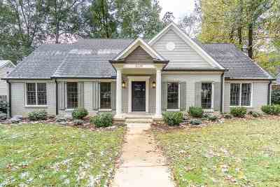 Memphis Single Family Home For Sale: 5225 Heatherway