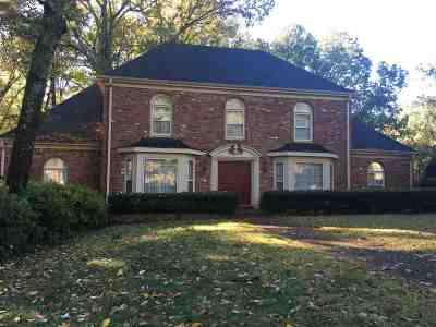 Germantown TN Single Family Home For Sale: $400,000
