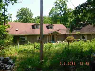 Single Family Home For Sale: 3450 County Road 73