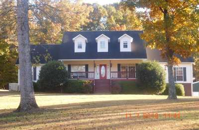 Single Family Home For Sale: 2004 Bob's Landing