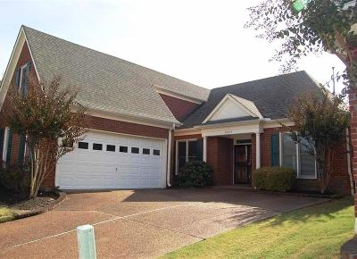 Memphis Single Family Home For Sale: 8523 Farley