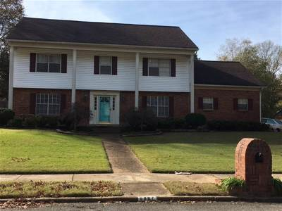 Memphis Single Family Home For Sale: 6867 Stornaway