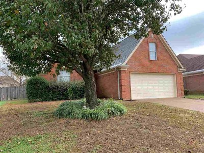Bartlett Single Family Home For Sale: 4056 Fairway View