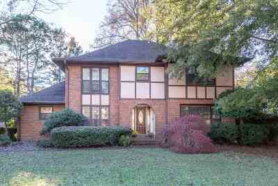 Germantown Single Family Home For Sale: 2565 Overlook