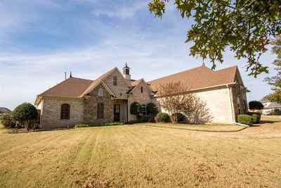 Olive Branch Single Family Home Contingent: 4021 Arbor