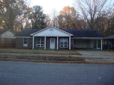 Memphis Single Family Home For Sale: 4251 Ann Arbor