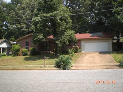 Memphis Single Family Home For Sale: 5178 Banbury