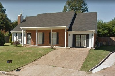 Memphis Single Family Home For Sale: 6571 Elkgate