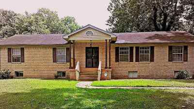 Memphis Single Family Home For Sale: 1357 E Holmes