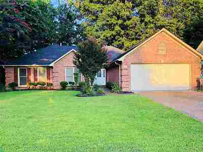 Memphis Single Family Home For Sale: 544 S Sanga