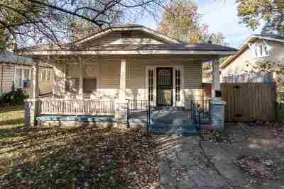 Memphis Single Family Home For Sale: 299 N Watkins