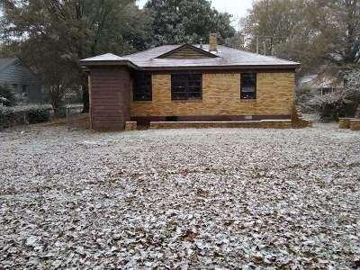 Memphis Single Family Home For Sale: 3471 Sharpe