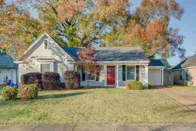 Memphis Single Family Home For Sale: 7086 Markim