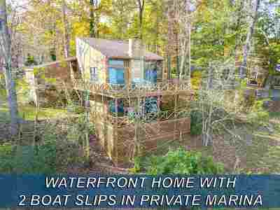 Counce Single Family Home For Sale: 800 River Cliff