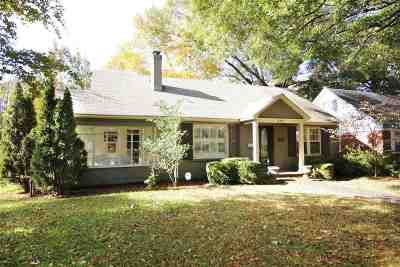Shelby County Single Family Home For Sale: 177 S Reese