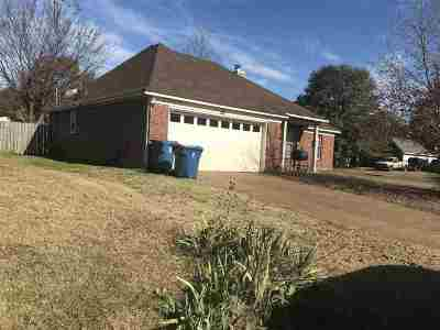 Shelby County Single Family Home For Sale: 4640 Chadwell