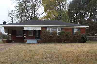 Halls Single Family Home For Sale: 537 E Main