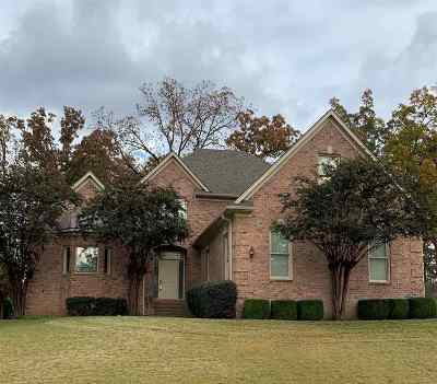Cordova Single Family Home For Sale: 1778 Wood Mills