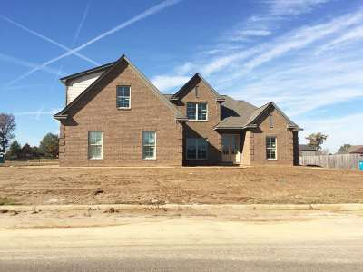 Atoka Single Family Home For Sale: 213 S Chinkapin