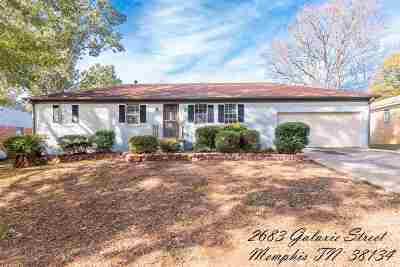 Bartlett Single Family Home For Sale: 2683 Galaxie