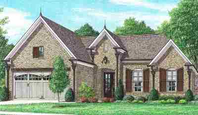 Olive Branch Single Family Home For Sale: 6238 Rosemark