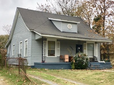 Single Family Home For Sale: 1051 College
