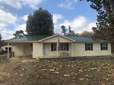 Florence AL Single Family Home Contingent: $79,900