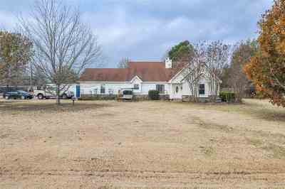 Atoka Single Family Home For Sale: 105 Blaydes