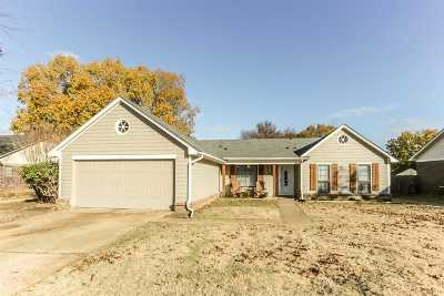 Bartlett Single Family Home For Sale: 3412 Robins Roost