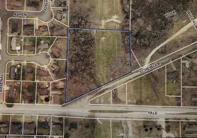 Memphis Residential Lots & Land For Sale: Scheibler