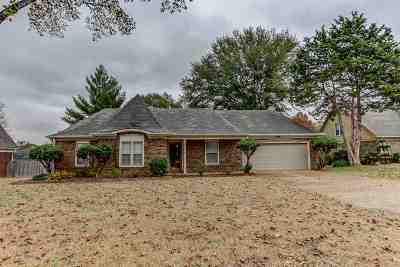 Collierville Single Family Home For Sale: 462 Autumn Trail