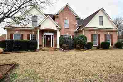 Collierville Single Family Home For Sale: 386 Empressor