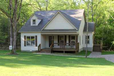 Counce Single Family Home For Sale: 115 Rustic