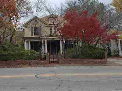 Single Family Home For Sale: 1258 Peabody