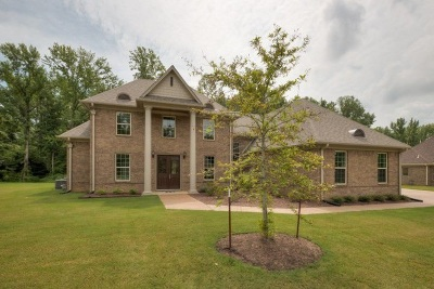 Munford Single Family Home For Sale: 52 Green Meadows
