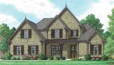 Collierville Single Family Home For Sale: 1263 Mountain Side