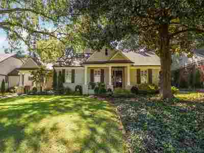 Memphis Single Family Home For Sale: 3643 Mimosa