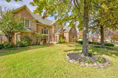 Collierville Single Family Home Contingent: 2399 Fabert