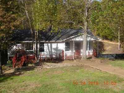 Savannah TN Single Family Home For Sale: $49,000