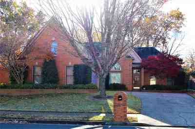 Memphis TN Single Family Home Contingent: $195,000