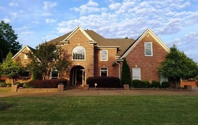 Collierville Single Family Home For Sale: 1042 Summer Springs