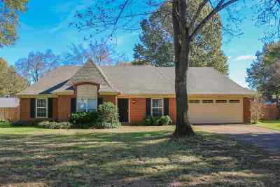 Collierville Single Family Home Contingent: 930 Misty Glen