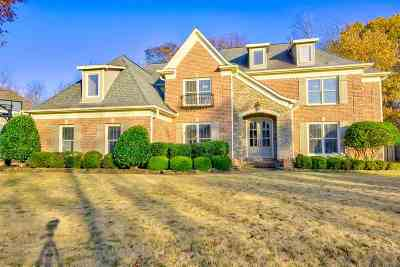 Collierville Single Family Home For Sale: 1820 Ghost Creek