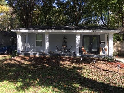 Single Family Home For Sale: 3166 Wilcox