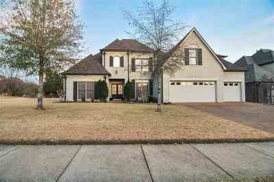 Collierville Single Family Home Contingent: 4924 Fox Springs