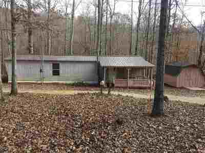 Waynesboro Single Family Home For Sale: 329 Burns Hollow