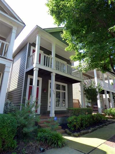 Memphis Single Family Home For Sale: 990 River Currents